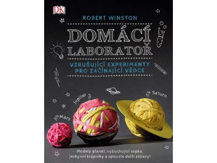 Edika Domácí laboratoř - Robert Winston