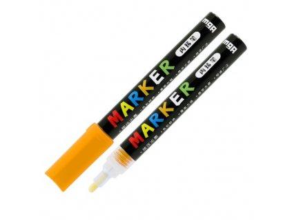Popisovač M & G Acrylic Marker 2 mm akrylový, Oran