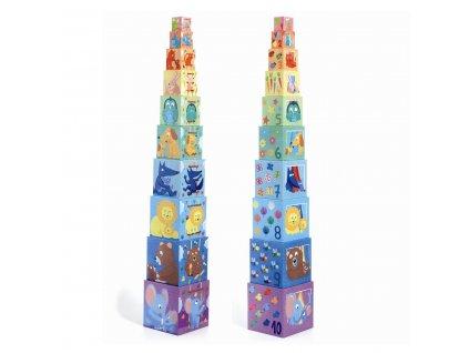 Krabičková věž - Mláďata