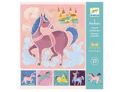 Šablony - Koně