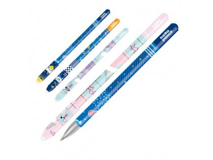 Roller gelový/Gumovací M&G iErase Hello Pencil 0,5