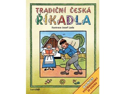 Tradiční česká ŘÍKADLA