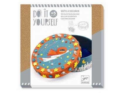 Kreativní sada - DIY krabička Superhrdina
