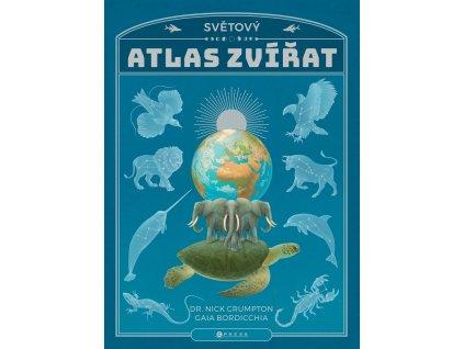 CPRESS Světový atlas zvířat - Nick Crumpton