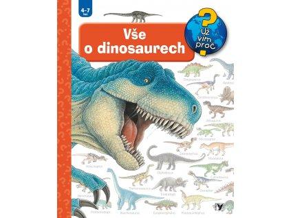 ALBATROS Vše o dinosaurech - Angela Weinhold