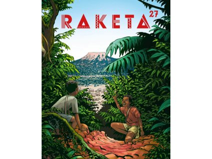 RAKETA č.27 / Afrika