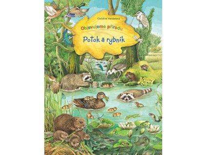 Objevujeme přírodu - Potok a rybník