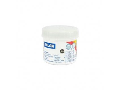Temperová barva MILAN 40 ml bílá