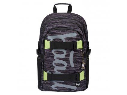 Školní batoh Skate Grey