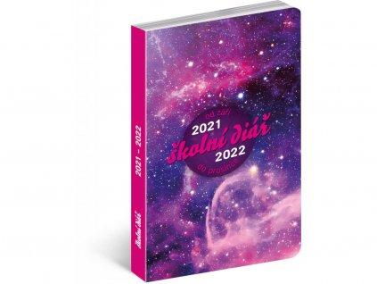 Školní diář Galaxy (září 2021 – prosinec 2022)