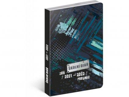 Školní diář Struktury (září 2021 – prosinec 2022)