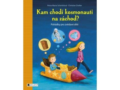 Fragment Kam chodí kosmonauti na záchod? - Elisabeth Zöllerová