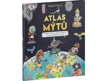 ATLAS MÝTŮ – Mytický svět bohů