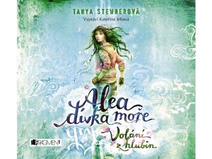 ALBATROS Alea - dívka moře: Volání z hlubin (audiokniha pro děti) - Tanya Stewnerová