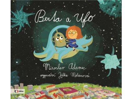 Berta a Ufo (audiokniha pro děti)