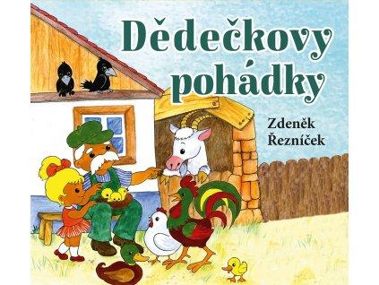 ALBATROS Dědečkovy pohádky (audiokniha pro děti) - Zdeněk Řezníček