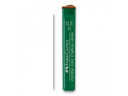 Grafitové tuhy 0,5mm H (3)