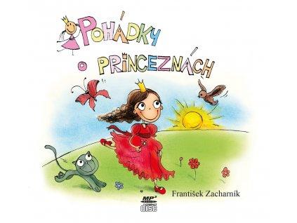 ALBATROS Pohádky o princeznách (audiokniha pro děti) - František Zacharník