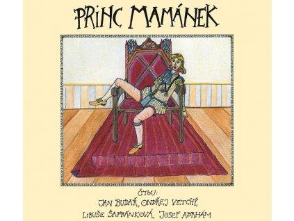 XYZ Princ Mamánek (audiokniha) - Jan Budař
