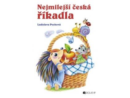 FRAGMENT Nejmilejší česká říkadla - Ladislava Pechová
