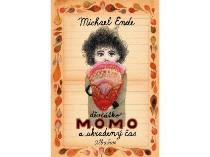 ALBATROS Děvčátko Momo a ukradený čas - Michael Ende