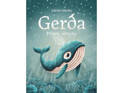 CPRESS Gerda, příběh velryby - Adrián Macho