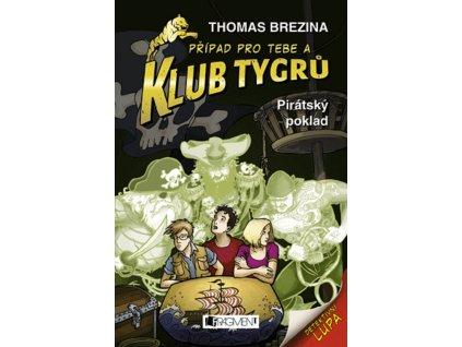 Fragment Klub Tygrů - Pirátský poklad - Thomas C.Brezina