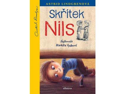 ALBATROS Skřítek Nils - Astrid Lindgrenová