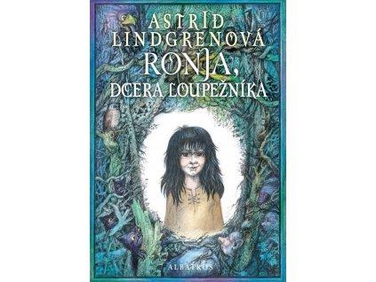 ALBATROS Ronja, dcera loupežníka - Astrid Lindgrenová