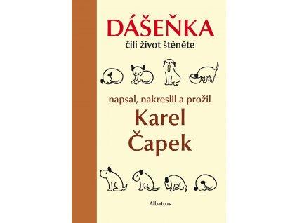 ALBATROS Dášeňka čili život štěněte - Karel Čapek