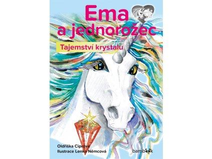 GRADA Ema a jednorožec – Tajemství krystalu