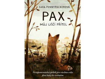 CPRESS Pax, můj liščí přítel - Sara Pennypackerová