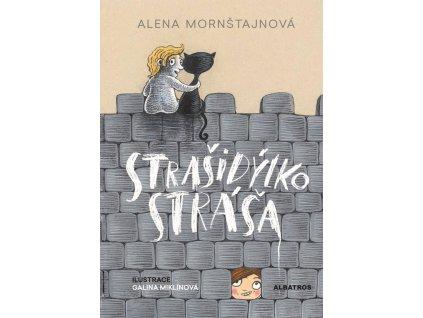ALBATROS Strašidýlko Stráša - Alena Mornštajnová