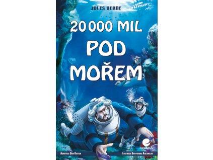 GRADA 20 000 mil pod mořem
