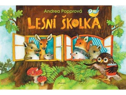 ALBATROS Lesní školka - Andrea Popprová