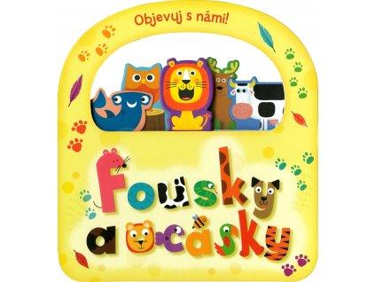 ALBATROS Objevuj s námi! Fousky a ocásky