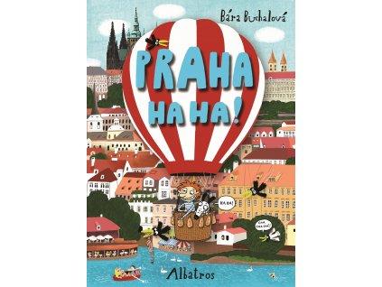 ALBATROS Praha ha ha! - Bára Buchalová