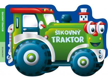ALBATROS Šikovný traktor