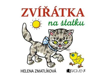 Zvířátka na statku – Helena Zmatlíková (100x100)