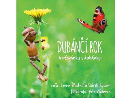 ALBATROS Dubánčí rok - Veršovánky s dubánky - Petr Václavek