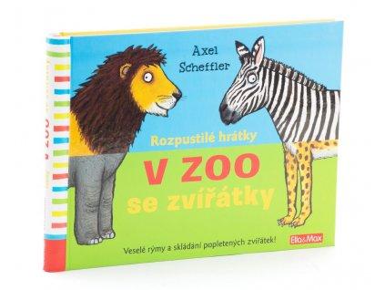 PRESCO GROUP Rozpustilé hrátky V Zoo