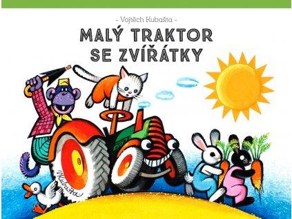 ALBATROS Malý traktor se zvířátky - Vojtěch Kubašta