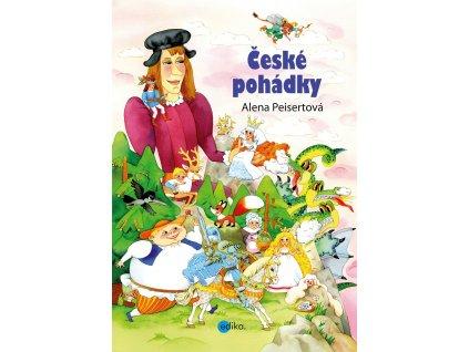 Edika České pohádky - Alena Peisertová