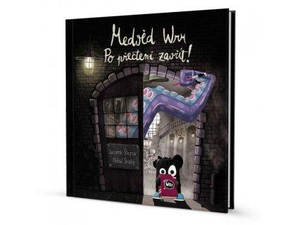 Medvěd Wrr: Po přečtení zavřít!