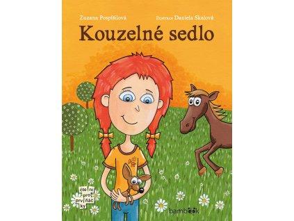 GRADA Kouzelné sedlo - Zuzana Pospíšilová