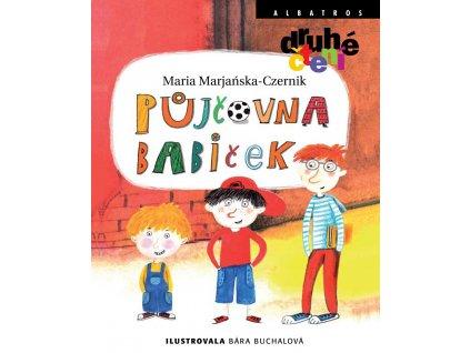 ALBATROS Půjčovna babiček - Maria Marjanska-Czernik