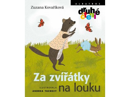 ALBATROS Za zvířátky na louku - Zuzana Kovaříková