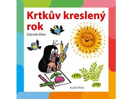 ALBATROS Krtkův kreslený rok - Ondřej Müller b849feb5f2