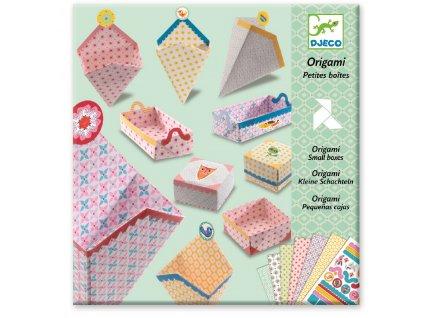 DJECO Origami - Krabičky