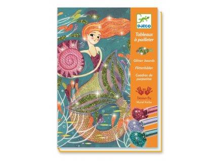 Kreativní sada - Mořské panny